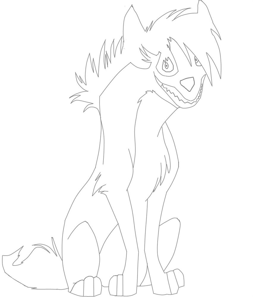 Lion King Hyenas Coloring Pages Coloring Pages
