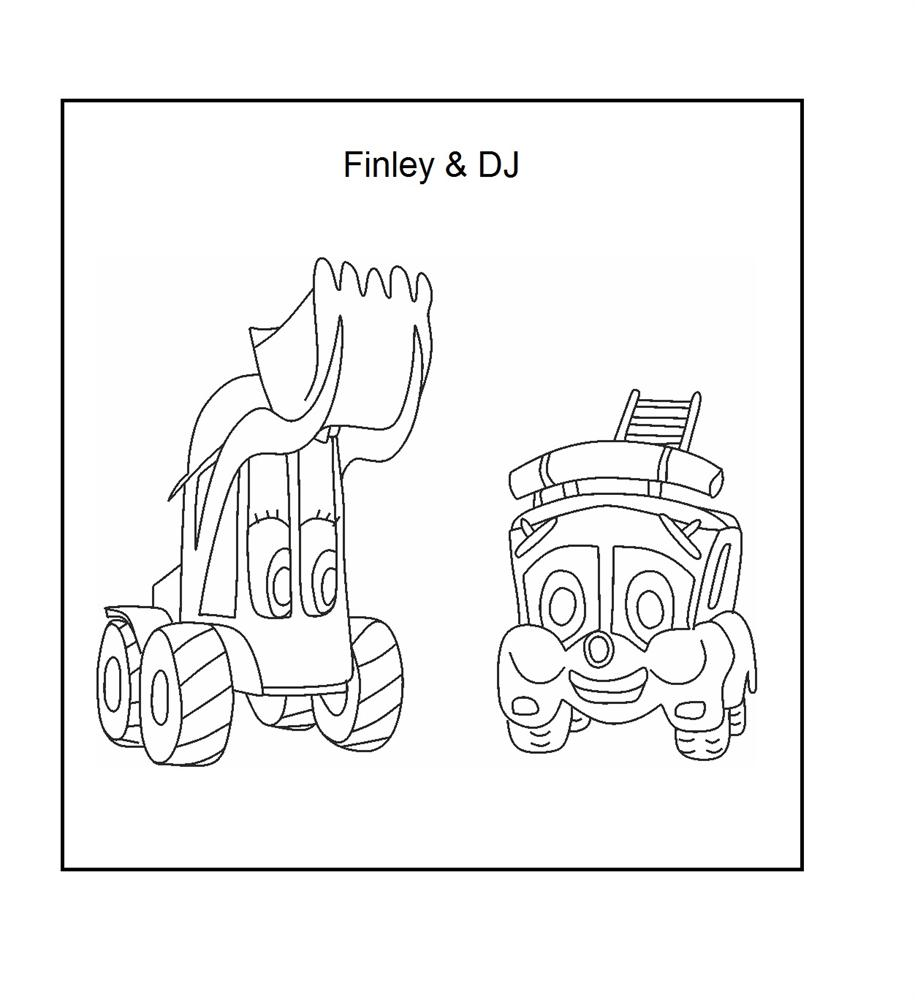 Finley Fire Engine The Dj, Finley, Free Engine Image For