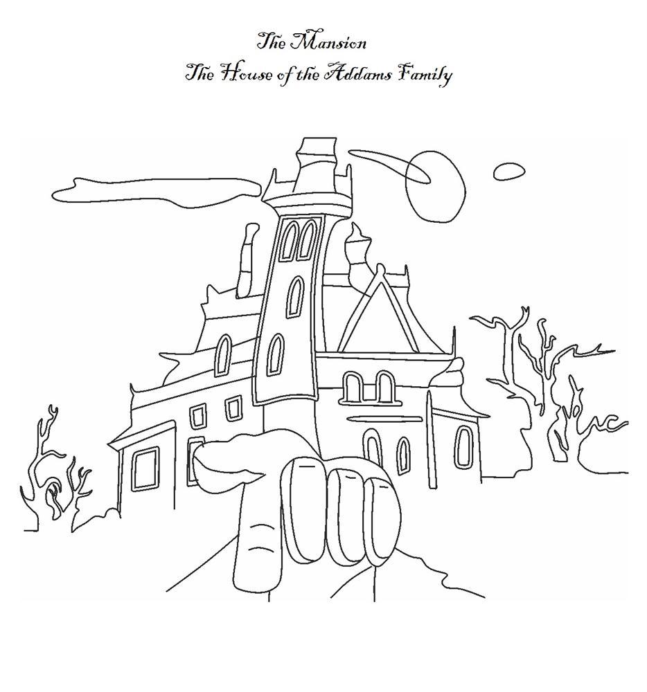 Pin Pugsley Addams Cartoon on Pinterest
