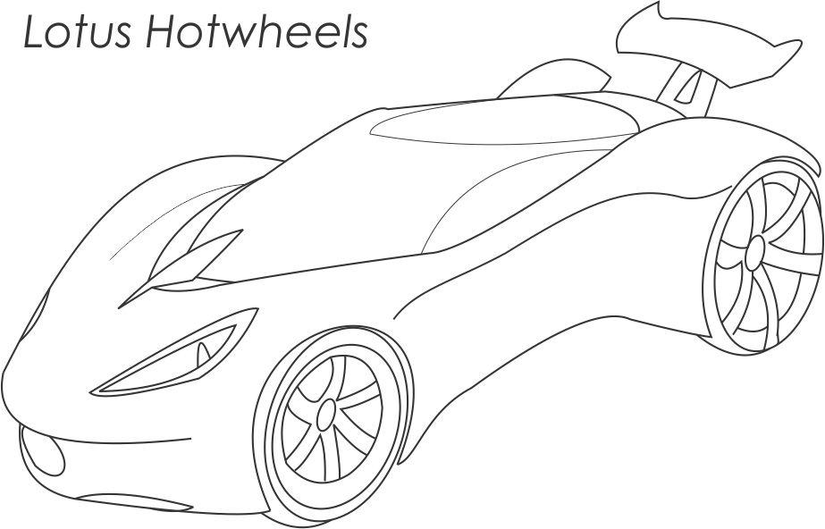 Super cars coloring pages for kids
