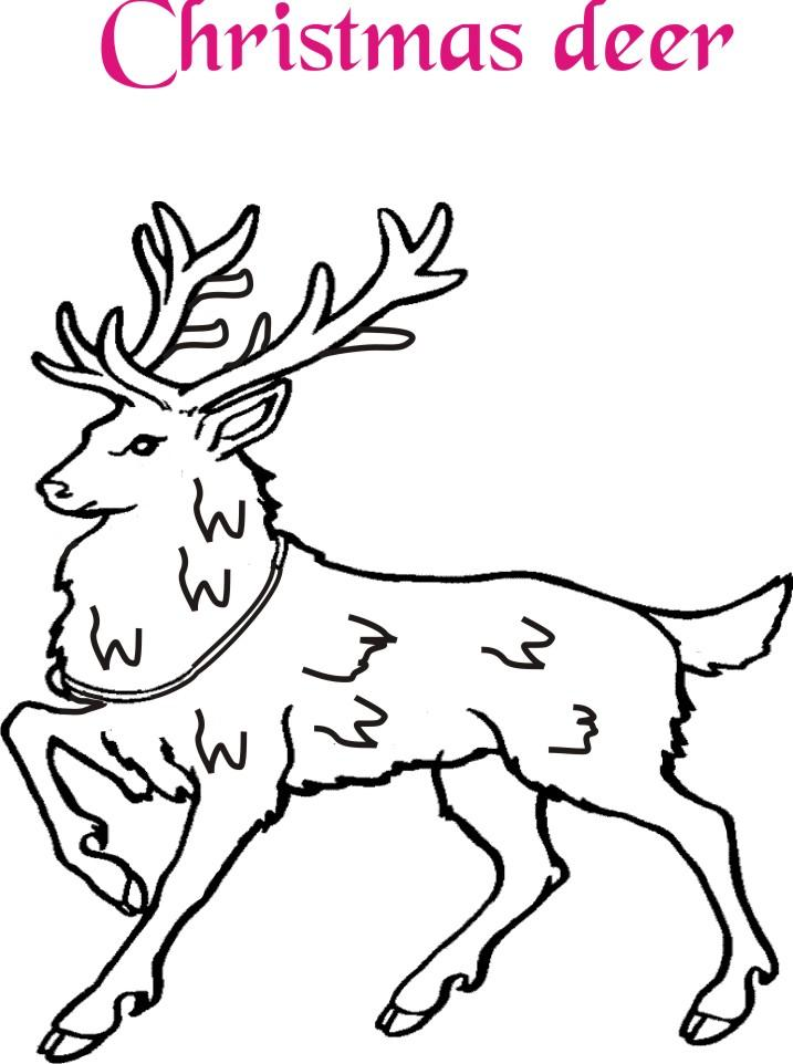Randier coloring page printable page for kids