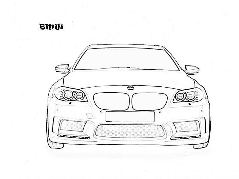 Exotic cars printable coloring page for kids 5