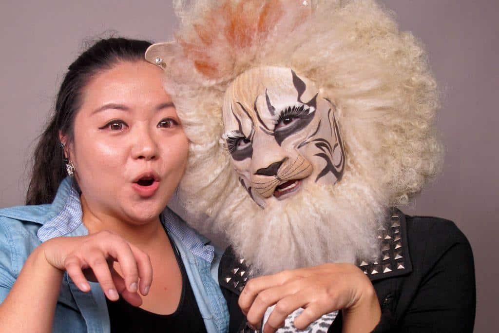 Lydia Yang學無界代辦心得 (Cinema Makeup School)