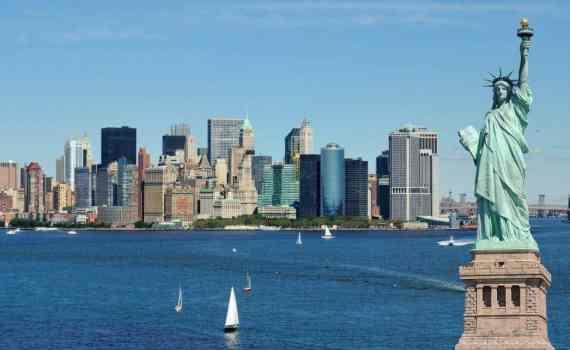 美國紐約遊學