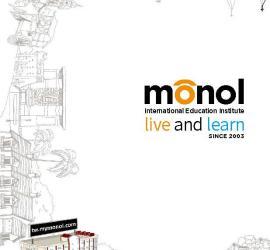 碧瑤 MONOL語言學校 -一切設定以學生為出發點的專心準備考試好學校