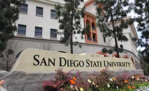 San Diego State University ALI 聖地牙哥州立大學語言中心