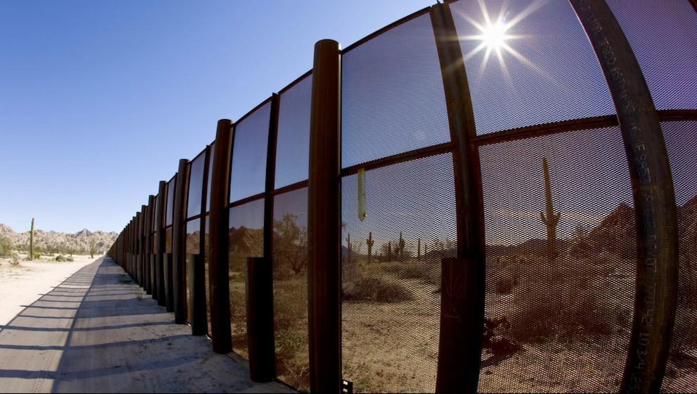 美國墨西哥邊境
