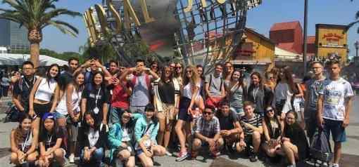 2018探索加州半自助遊學青少年營 6/24-7/15 每週一開課 @ CSU Fullerton