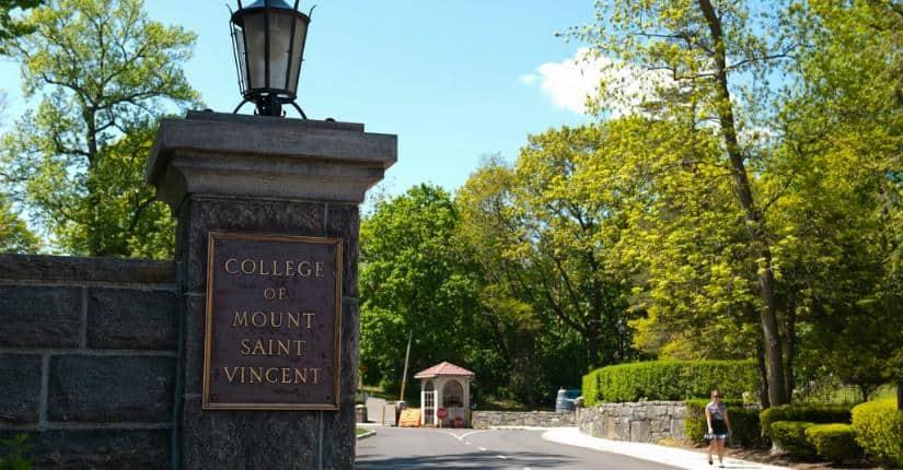 聖文森山學院 College of Mount Saint Vincent