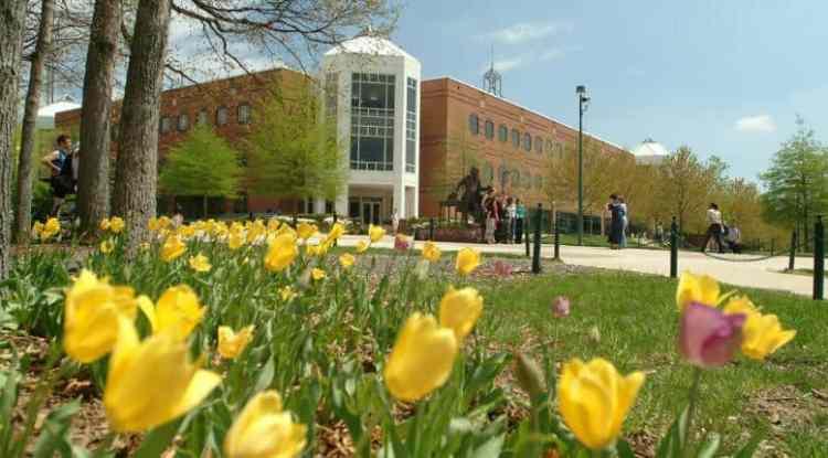 George Mason University 喬治梅森大學