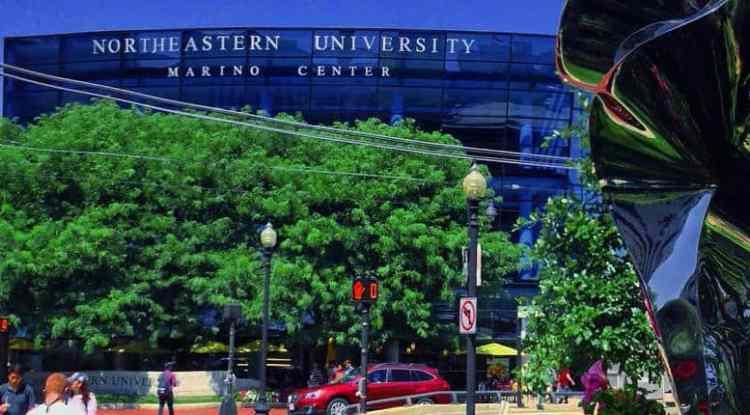 Northeastern University 東北大學