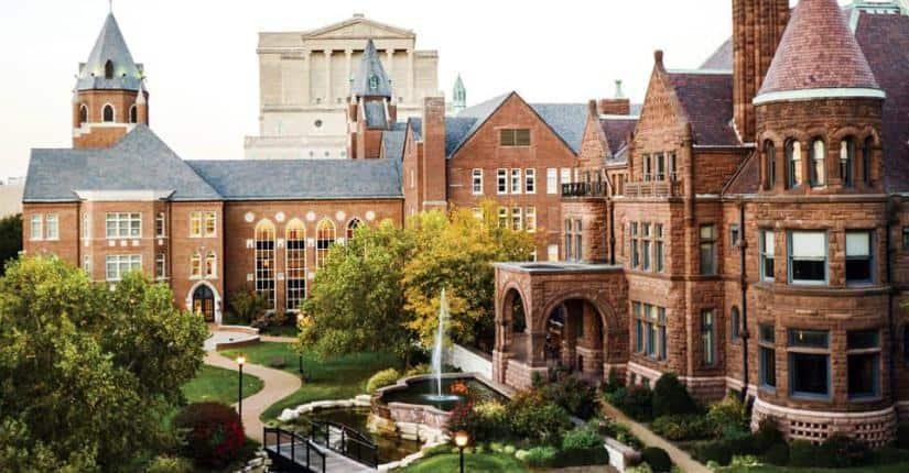 Saint Louis University 聖路易斯大學