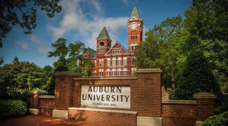 Auburn University 奧本大學