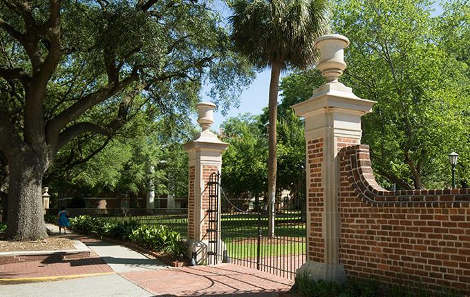 University of South Carolina 南卡羅來納大學