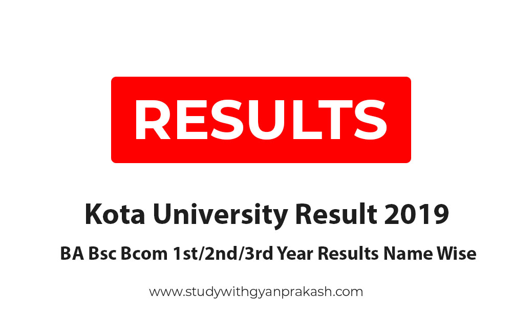 By Photo Congress || Uok B a 2nd Result 2019