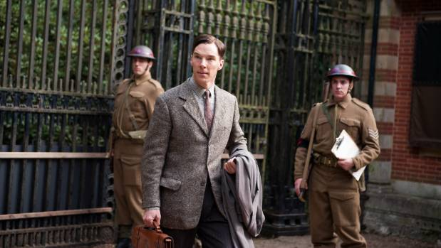 Benedict Cumberbatch plays codebreaker Alan Turing in The Imitation Game.
