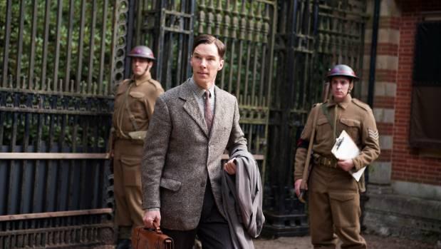 Benedict Cumberbatch plays codebreaker Alan Turing in The Imitation Game.