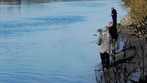 The Waimakariri River may face winter fishing restrictions because of poor water quality.