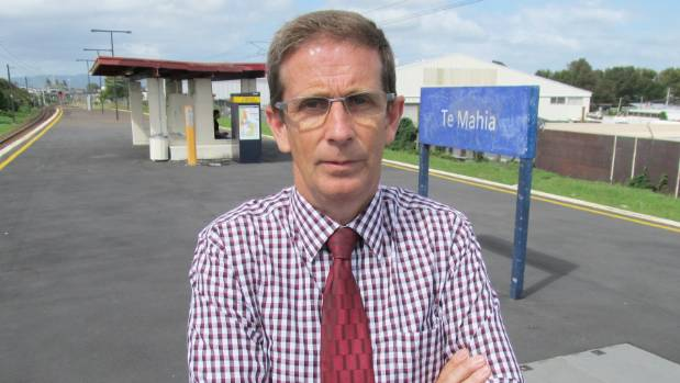 Manurewa-Papakura ward councillor Calum Penrose says the Manurewa Local Board should put money into upgrading Te Mahia ...
