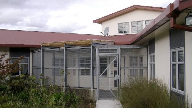 Tawhirimatea Te Kowhai Whaririki, a mental health unit at Porirua Hospital, where Ashley Peacock is a patient.