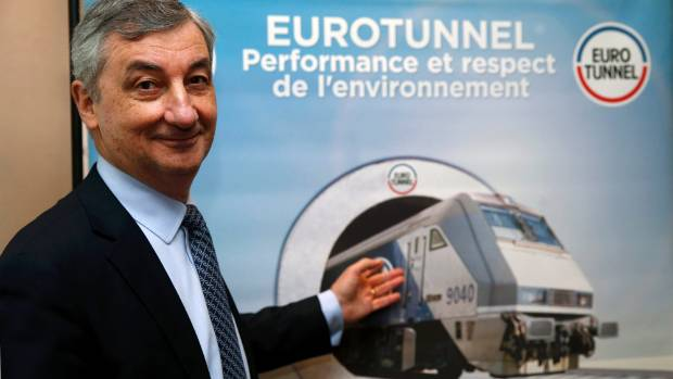 Jacques Gounon, Eurotunnel CEO, has announced further security measures for the Channel Tunnel.