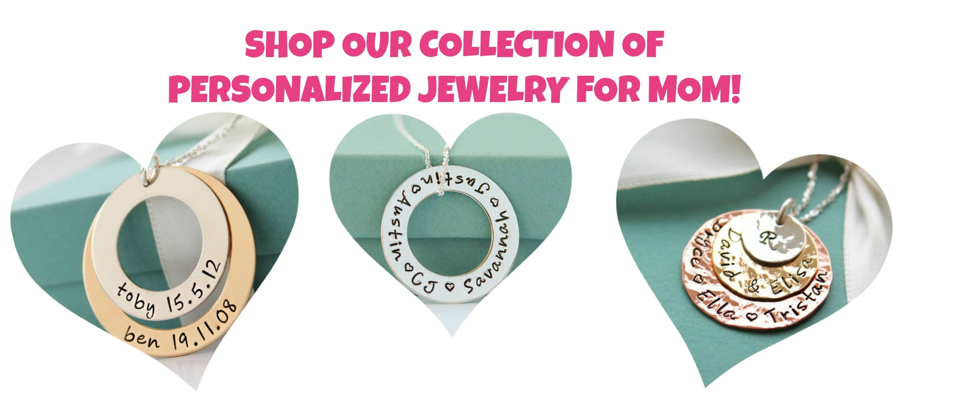 jewelry for mothers of