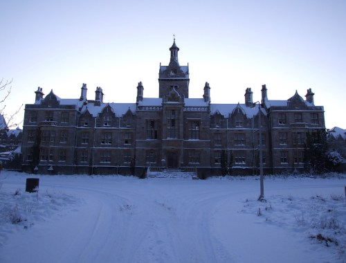 The North Wales Hospital