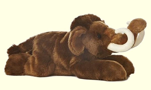 Wooly Mammoth Stuffed Toy Wow Blog