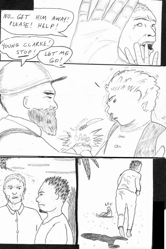 DeBrie's Alexandr: Vampire Hunter, page 39