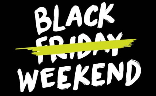 Black Friday Week End De Folie Promo à Gogo