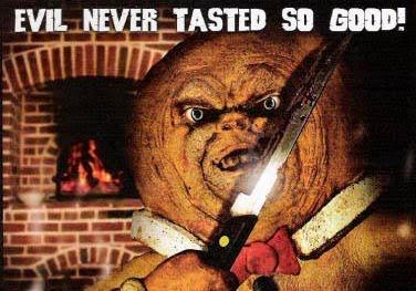 """What You Eat Could Kill You – A Holiday Review of """"The Gingerdead Man"""""""