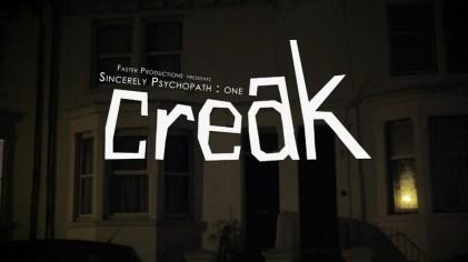 Creak: UK Short Film is First in Horror Short Series