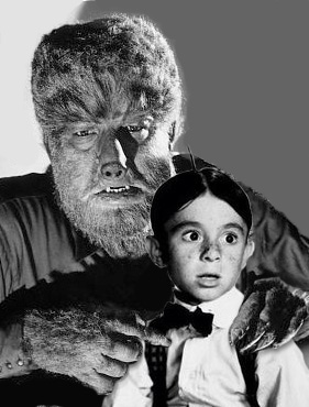 The Wolfman was a HUGE fan of the Little Rascals! July 27, 1938