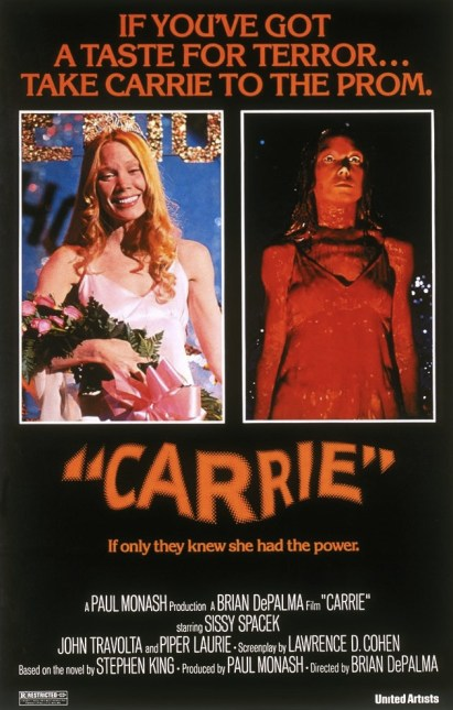 "You're Going to Laugh at Me: An SML Review of ""Carrie"" (1976)"