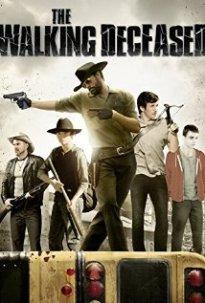 DVD cover, The Walking Deceased