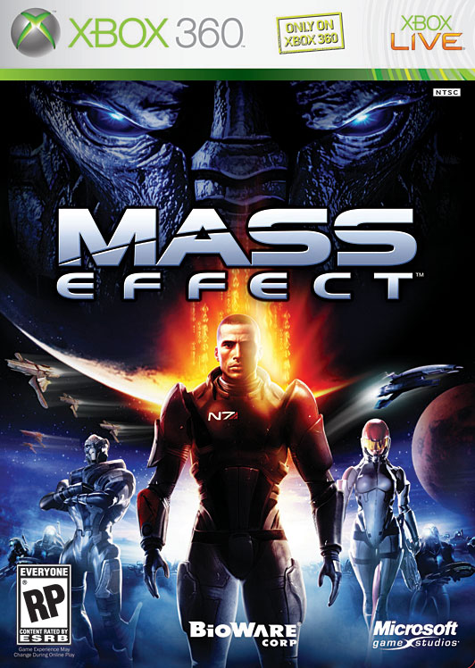 Mass Effect Heading to the Silver Screen