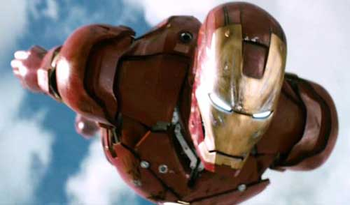 Super Bowl XLVII: Iron Man 3