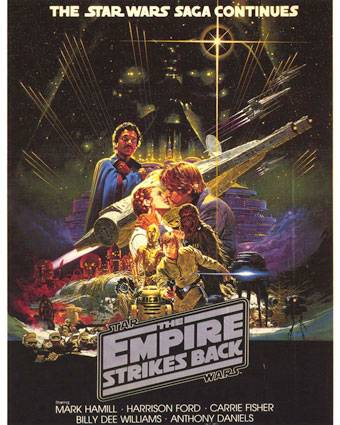 The Empire Strikes Back From the 1950's!