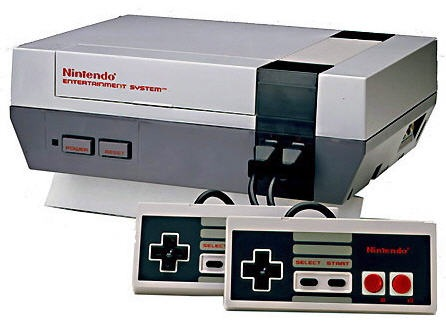 NES Games in Stop Motion