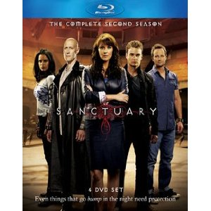 Sanctuary: The Complete Second Season – Blu-ray Review