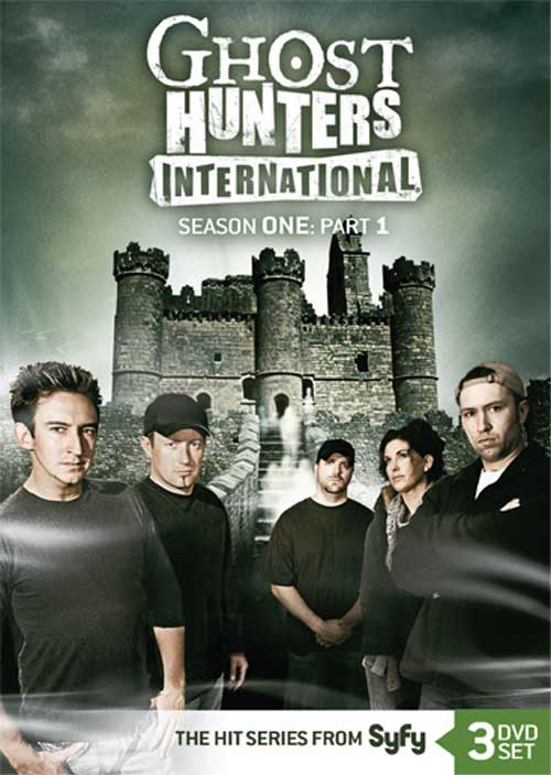 Ghost Hunters International: Season One, Part 1 – DVD Review