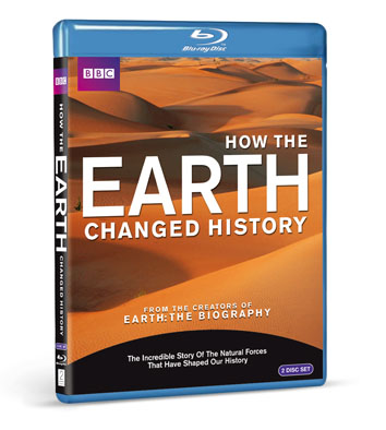 How the Earth Changed History – Blu-ray Review