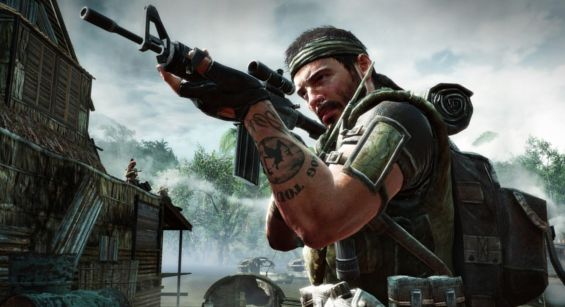 Call of Duty Black Ops' Frank Woods Interview