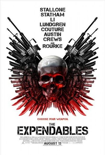 The Expendables Challenge Your Manhood