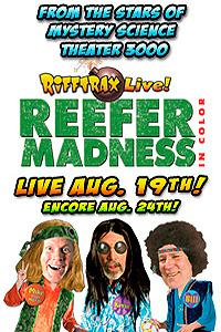 Rifftrax Live Presents: Reefer Madness – Event Preview