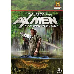 Ax Men: The Complete Season Three – DVD Review