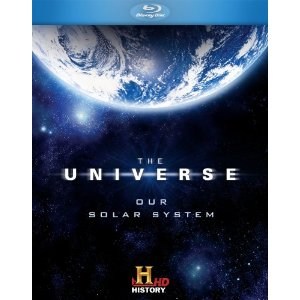 The Universe: Our Solar System – Blu-ray Review