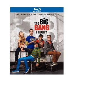 The Big Bang Theory: The Complete Third Season – Blu-ray Review