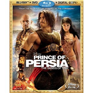 Prince of Persia: The Sands of Time – Blu-ray Combo Review