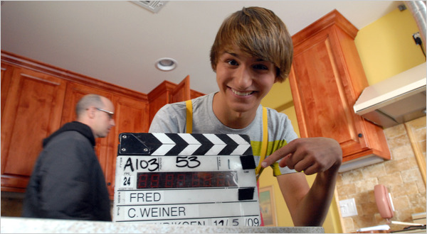 Lucas Cruikshank Interview